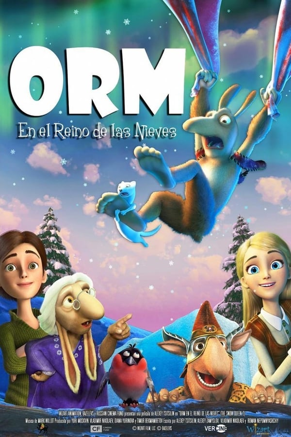 La Reina de las Nieves: El Espejo Encantado  (The Snow Queen 2)