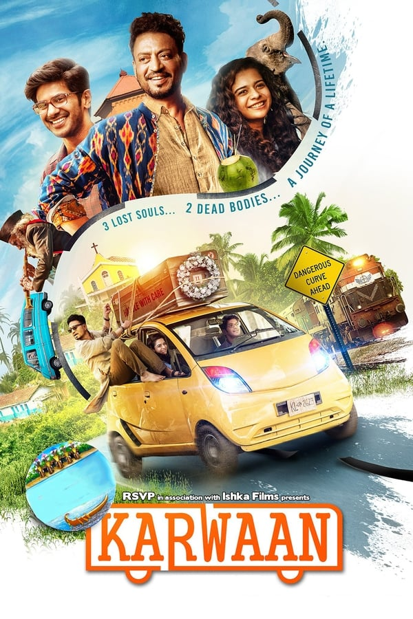 Karwaan (2018) Hindi | x264 WEB-DL | 1080p | 720p | 480p | Download | Watch Online | GDrive | Direct Links