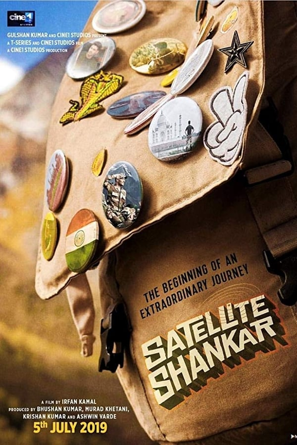 Satellite Shankar (2019) Hindi 1080p, 720p & 480p HDTVRip x264 AAC