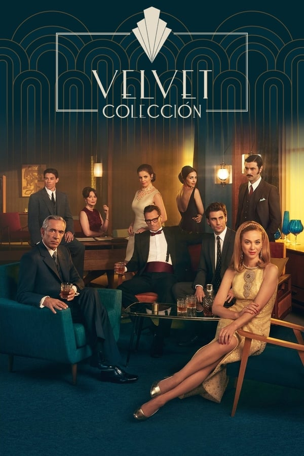 Baixar Velvet Colección 1ª Temporada (2017) Torrent Dual Áudio via Torrent