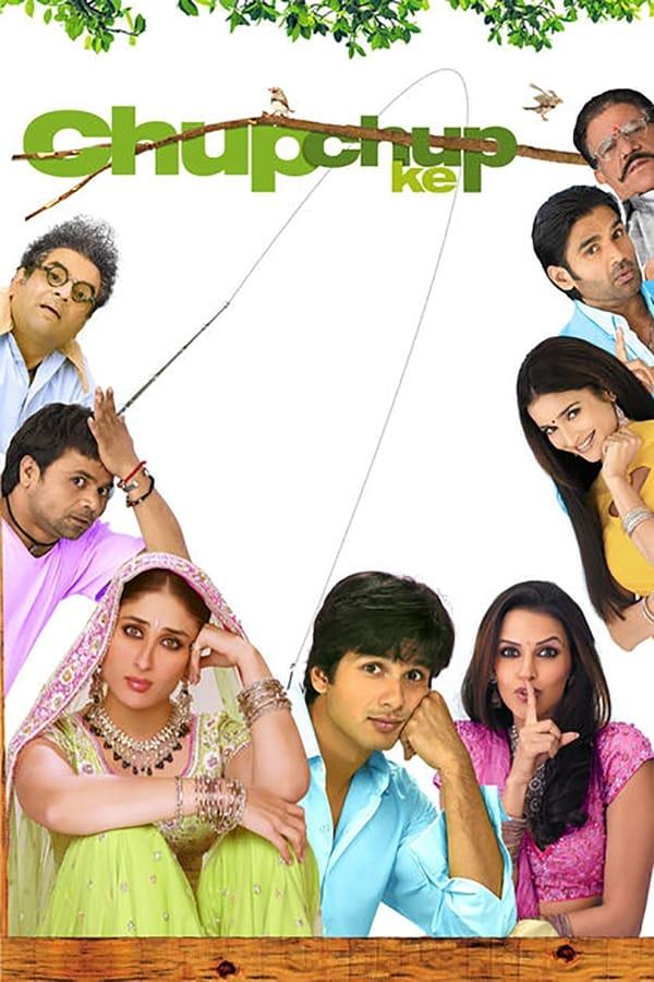 Chup Chup Ke (2006) [Hindi DD5.1+ESub] | x264 10Bit BluRay | 1080p | 720p | 480p | Download | Watch Online | GDrive | Direct Links