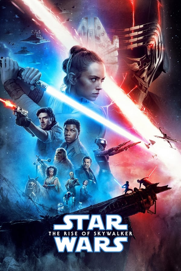 Star Wars: The Rise of Skywalker (2019) [Hindi 2.0+English 5.1] | x264 10Bit BluRay | 1080p | 720p | 480p | Download | Watch Online | GDrive | Direct Links