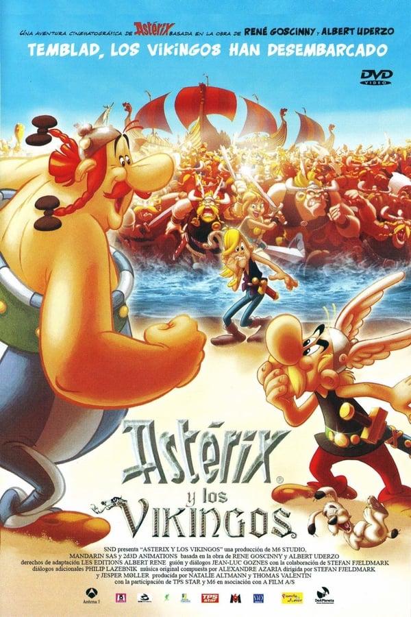 Asterix şi Vikingii - 2006