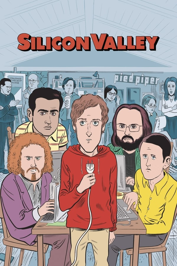 Assistir Silicon Valley