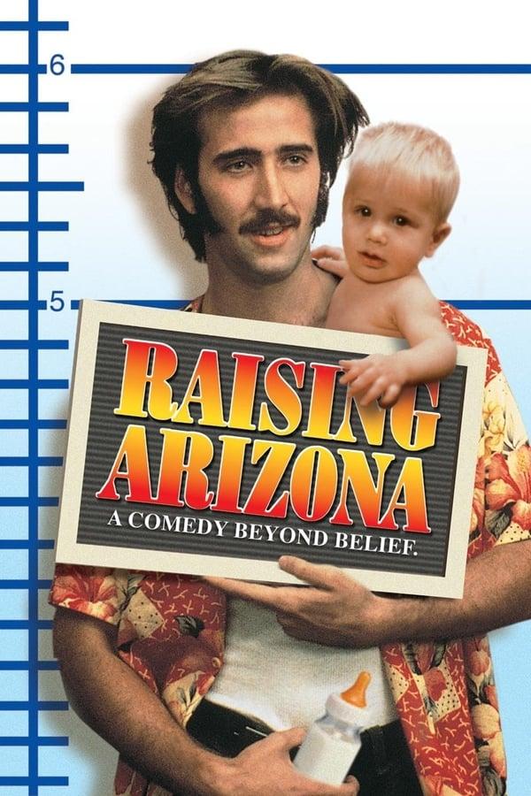 არიზონას აღზრდა / Raising Arizona