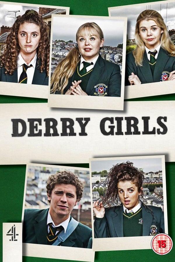 Derry Girls season 2 poster