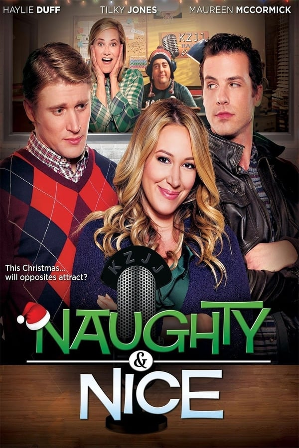 Un romance en las ondas (Naughty and Nice)