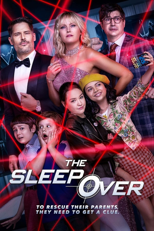 The Sleepover (2020) Dual Audio [Hindi+English] | x264 NF WEB-DL | 1080p | 720p | 480p  | NETFLIX