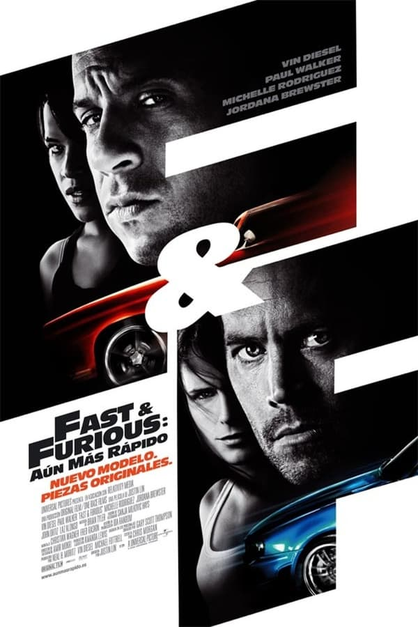 Fast and Furious 4 (Rápidos y Furiosos 4) ()