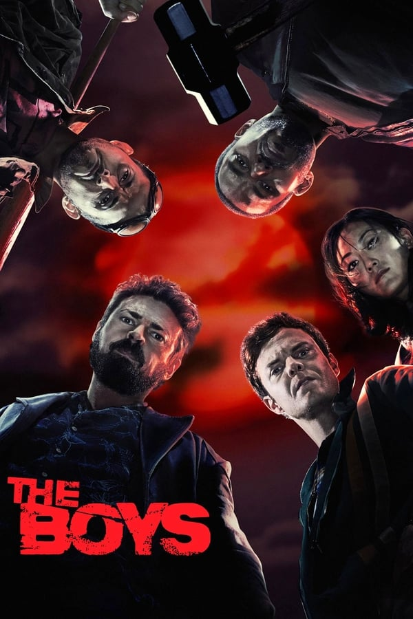 The Boys – Os Rapazes