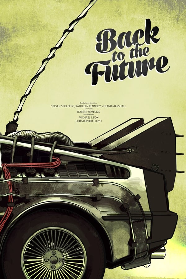 Back to the Future (1985) [REMASTERED] Full 1080p Latino – CMHDD