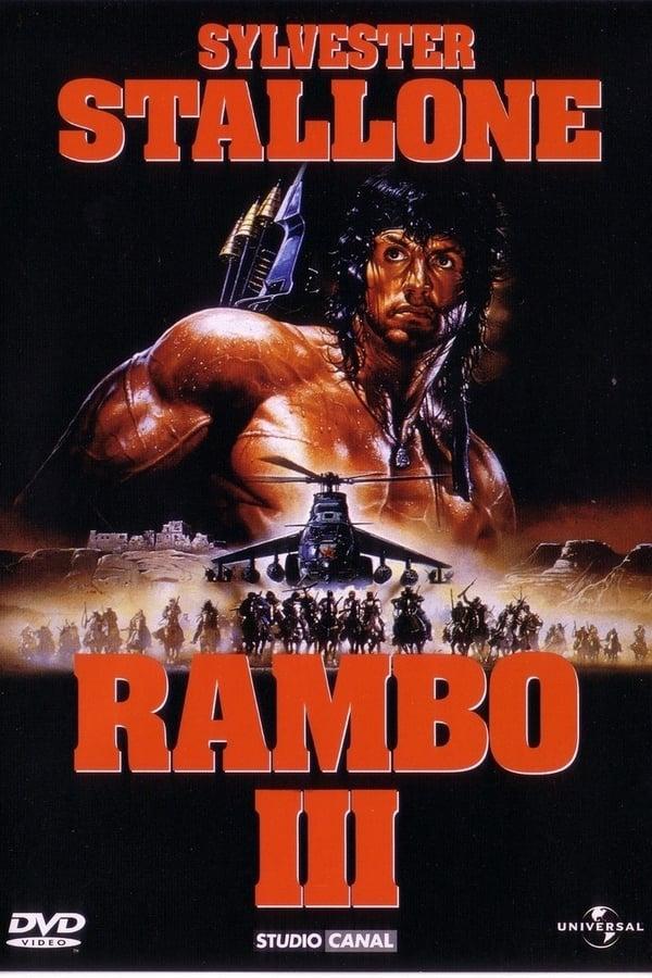 Assistir Rambo III Online