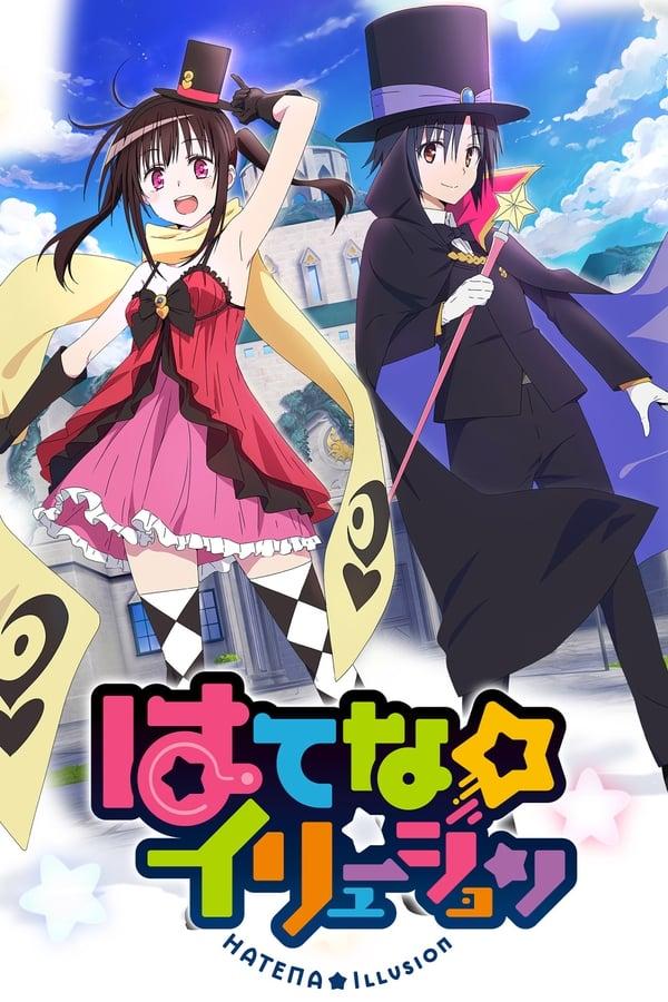 Assistir Hatena☆Illusion Online