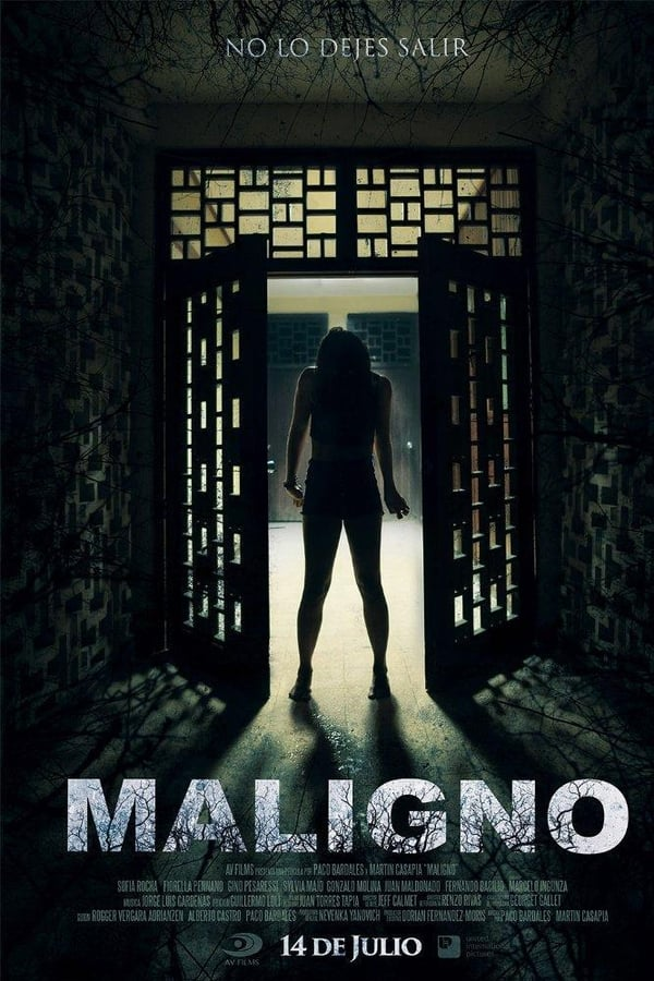 Maligno (2016) Dual Audio [Hindi + Spanish] | x264 Bluray | 720p | 480p | Download | Watch Online | GDrive | Direct Links