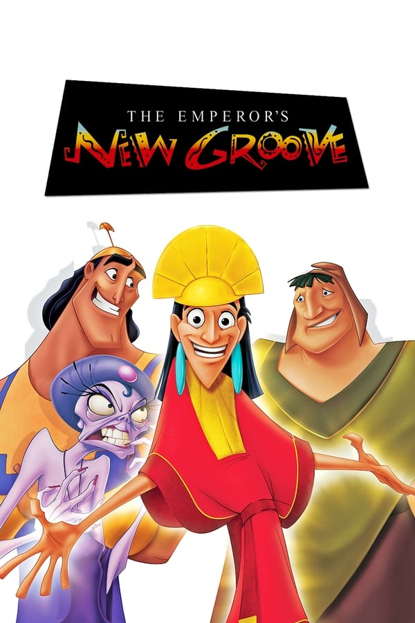 The Emperor's New Groove (2000) Full HD 1080p Latino – CMHDD