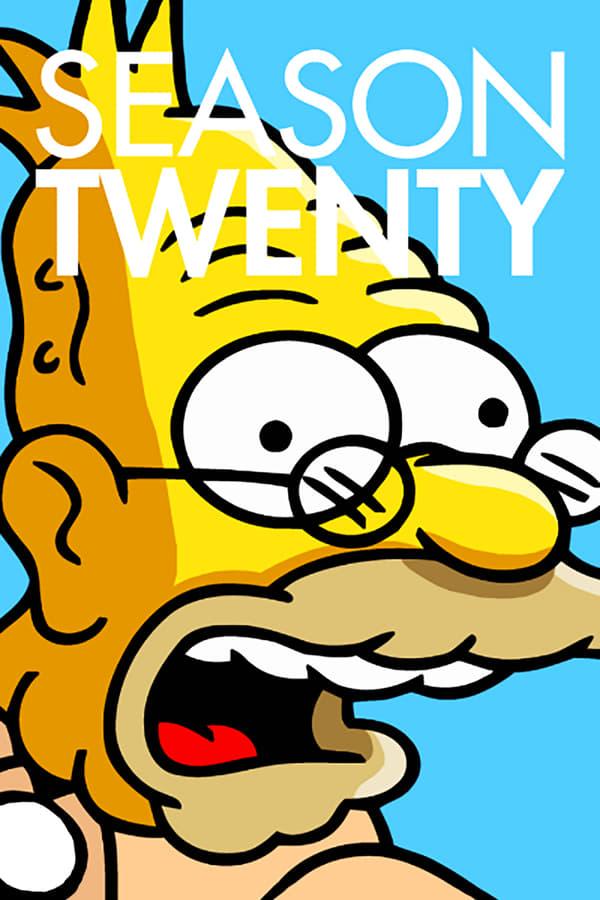 Simpsonai (20 sezonas)