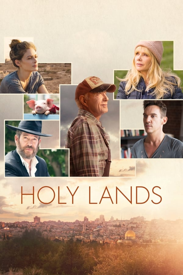 Holy Lands (2018)