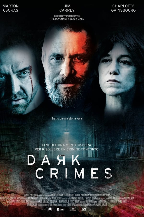 Guarda Dark Crimes streaming gratis HD 2018 HD Streaming