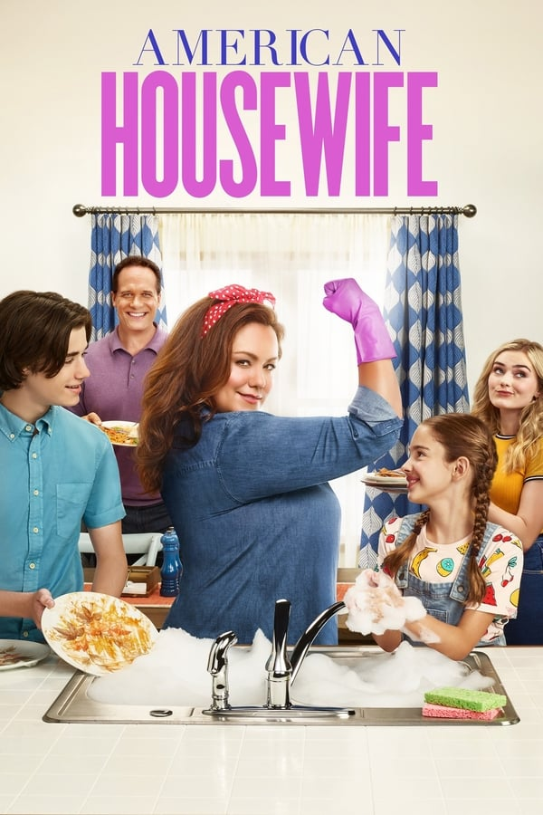 American Housewife season 4 poster