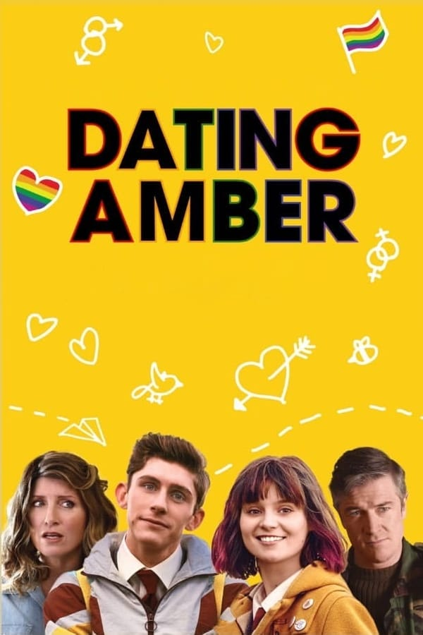 Dating Amber (2020) English | x264 WEB-Rip | 720p | 480p | Download | Watch Online | GDrive | Direct Link