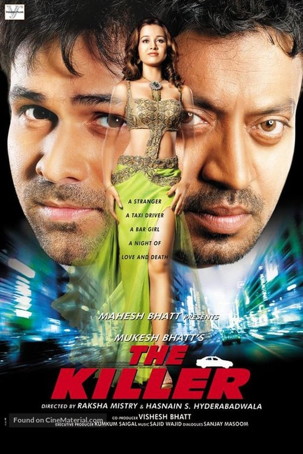 The Killer (2006) Hindi Full Movie 1080p WEB-DL | 720p | 480p | 1.45 GB, 1 GB, 400 MB | Download | Watch Online | Direct Links | GDrive