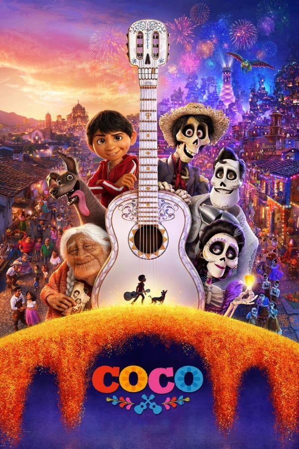 Coco (2017) English Full Animation Movie 720p Blu-Ray | 750MB | Download | Watch Animation Online | Direct Links | GDrive