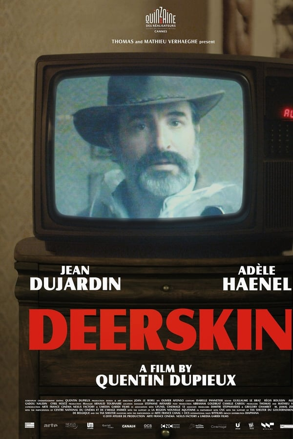 Deerskin (2019) 720p BluRay Dual Audio [Unofficial Dubbed] Hindi-French x264 AAC
