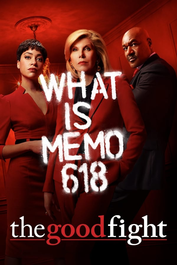 The Good Fight season 4 poster