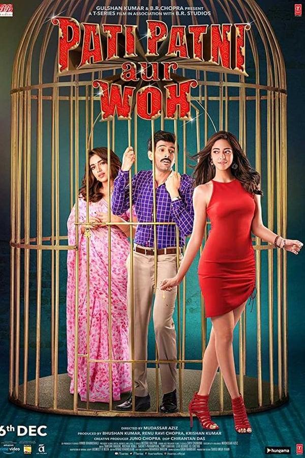 Pati Patni Aur Woh (2019) Hindi Full Movie 720p Pre DvDRip | 480p | | 1.20 GB, 400 MB | Download | Watch Online | Direct Links | GDrive