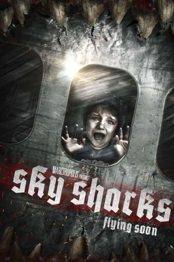 Sky Sharks (2020) 720p BDRip Dual Audio [Unofficial Dubbed] Hindi-English x264 AAC
