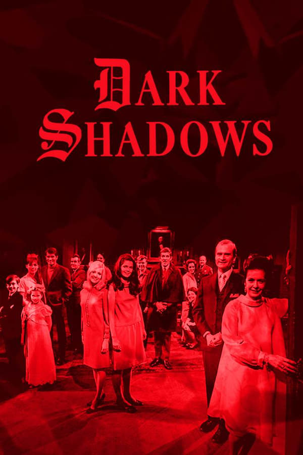 Dark Shadows (1966) Poster