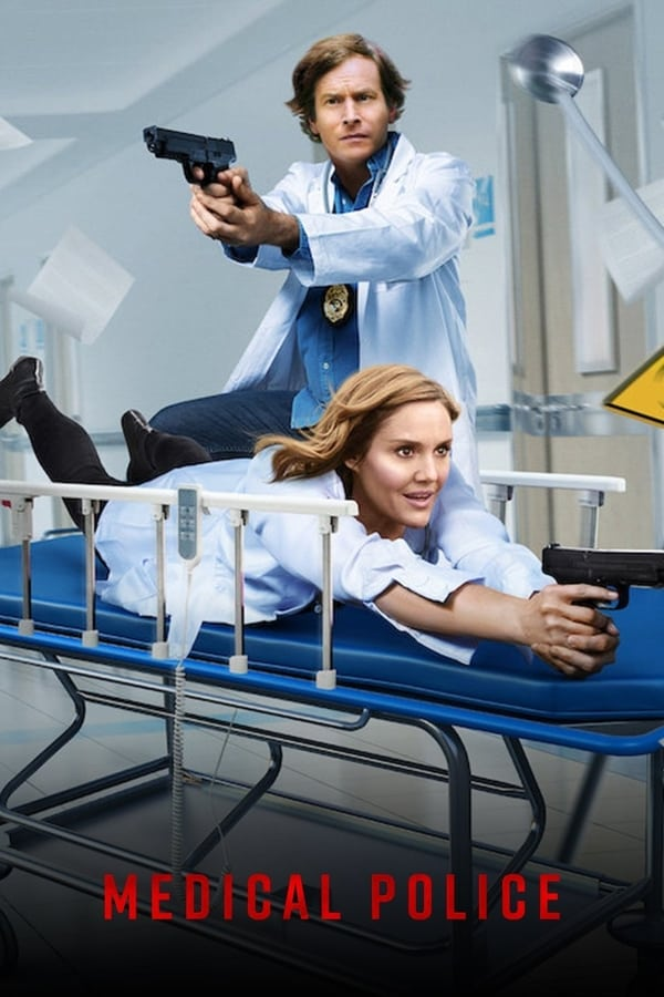 Doctors Owen Maestro and Lola Spratt leave Children's Hospital and join a secret arm of the CDC to investigate and destroy a deadly global virus.