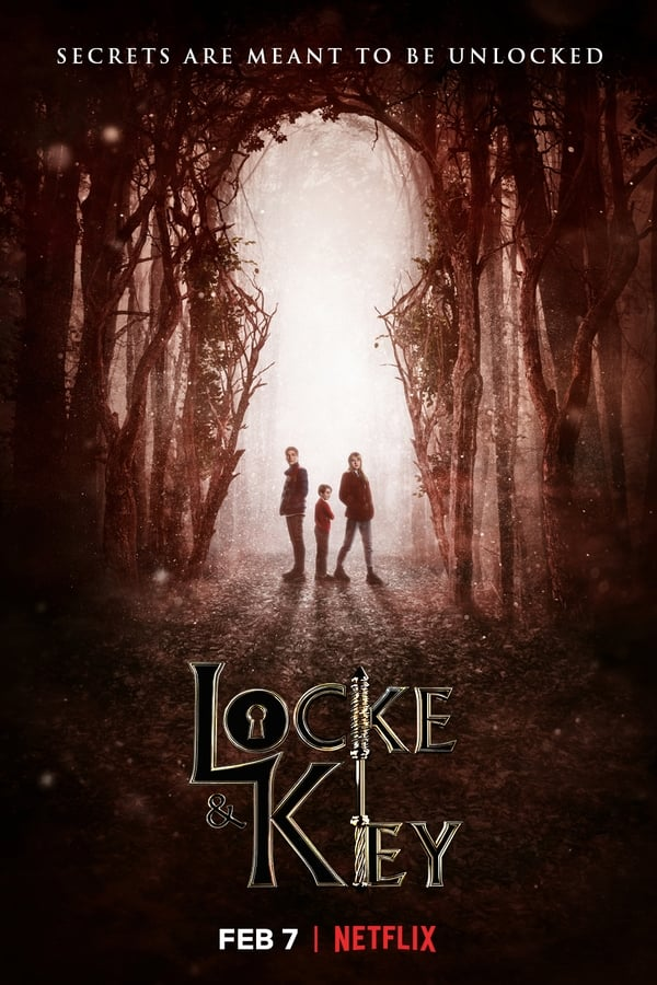 Locke & Key S01 [Hindi + English] Dual Audio | x264 NF WEB-DL | 1080p | 720p | Download | Watch Online | GDrive | Direct Links