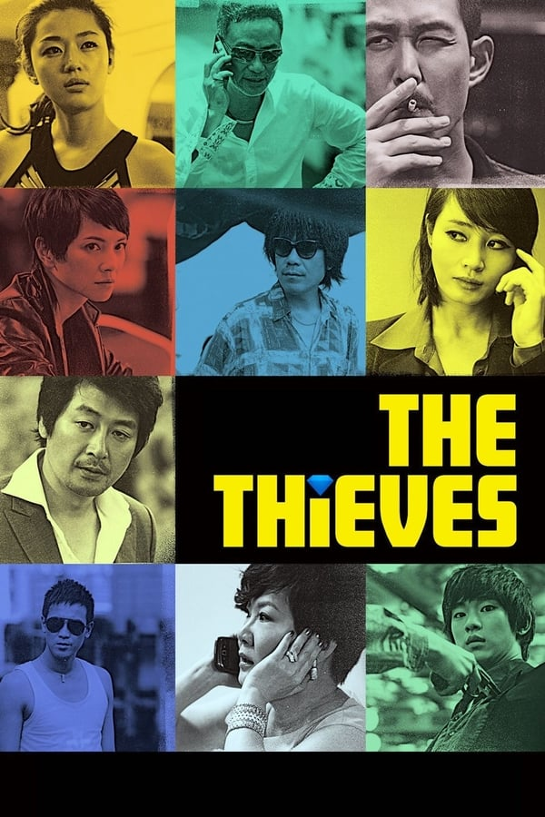 The Thieves (2012) Korean  | x264 Blu-Ray | 1080p | 720p | 480p | Download | Watch Online | GDrive | Direct Link