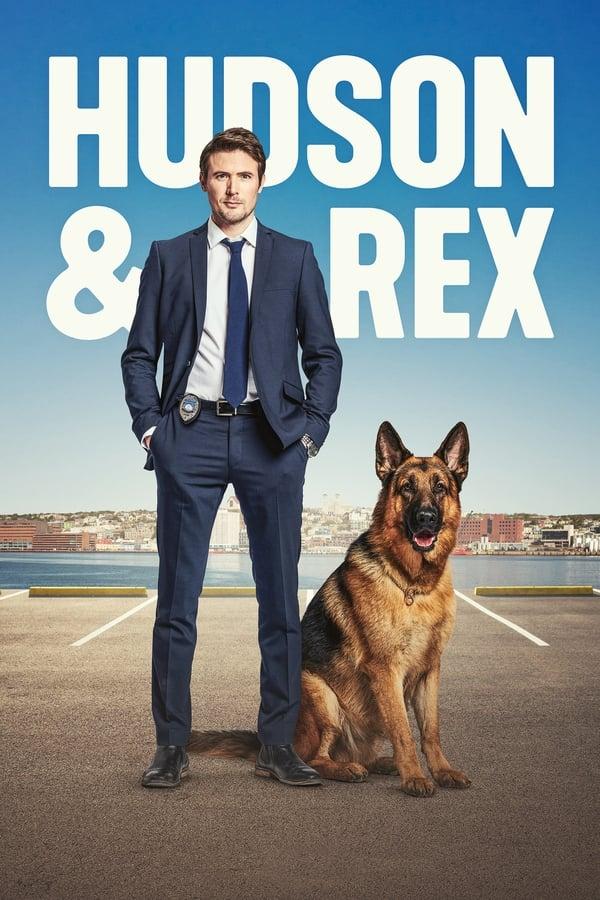 Hudson & Rex season 2 poster