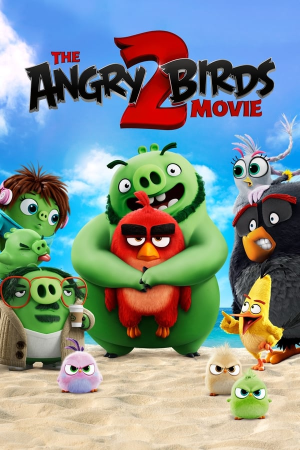 The Angry Birds Movie 2 (2109) English Animation 1080p | 720p | 480p HC HDRip | 3.3GB, 750MB, 350MB | Download | Watch Animation Online | Direct Links | GDrive