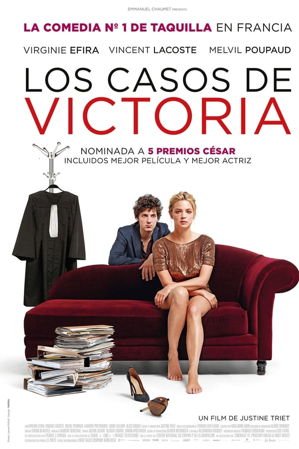 Los casos de Victoria (In Bed with Victoria) ()