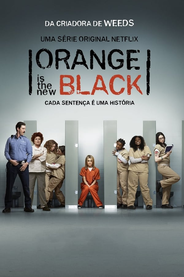 Orange is The New Black Dublado Online