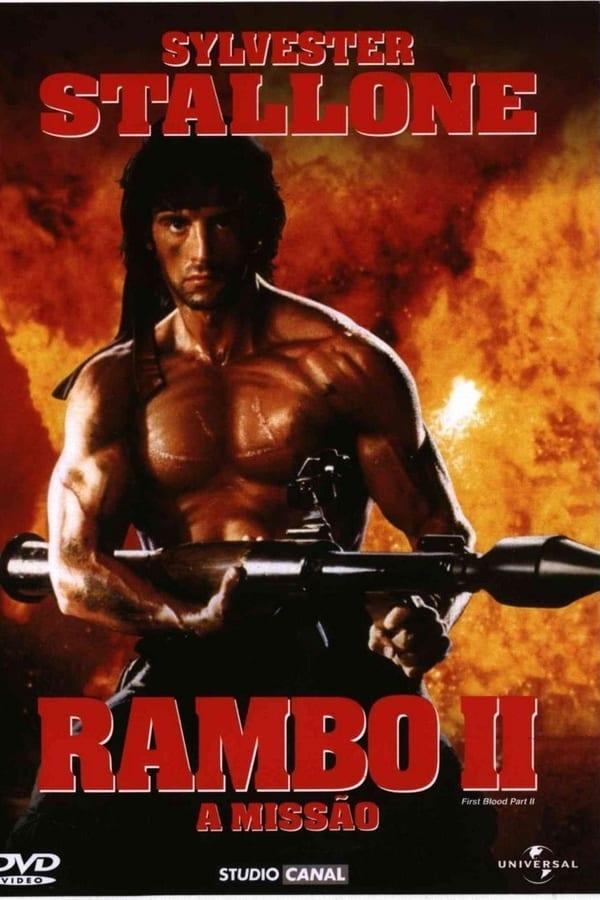 Assistir Rambo II – A Missão Online