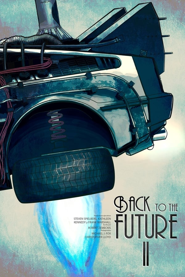 Back to the Future ll (1989) [REMASTERED] Full 1080p Latino – CMHDD