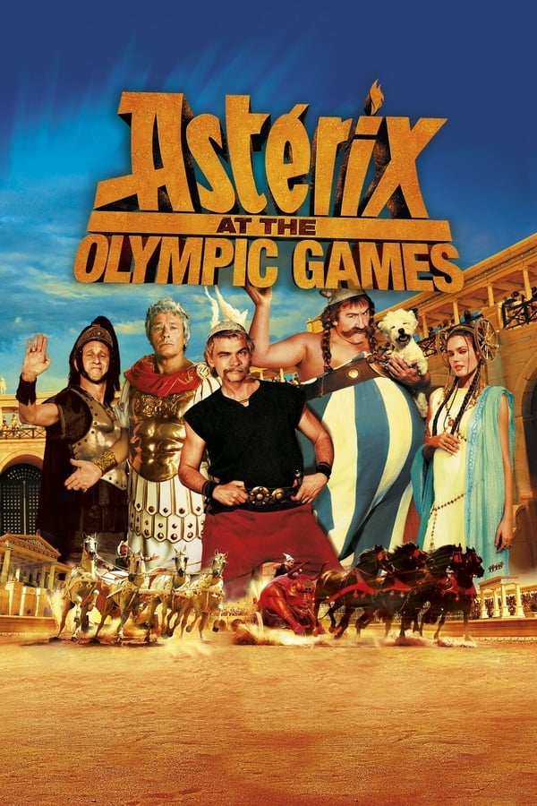 |FR| Asterix at the Olympic Games