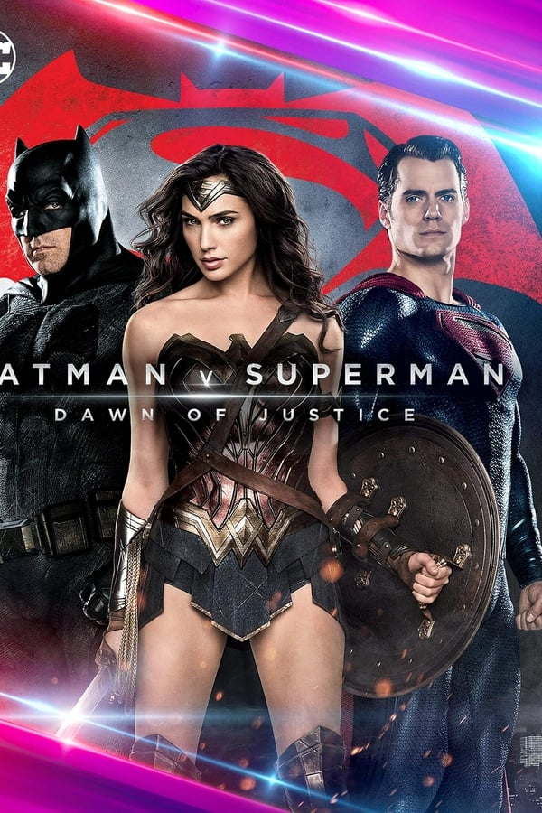 Batman v Superman Dawn of Justice (2016) [Theatrical] IMAX 1080p WEB-DL Latino