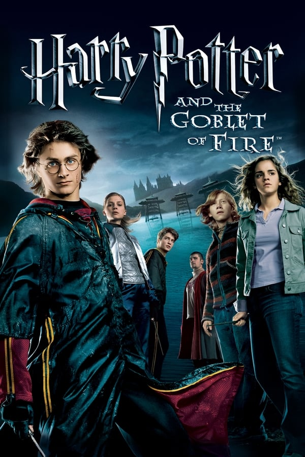 |ES| Harry Potter and the Goblet of Fire (AUDIO)