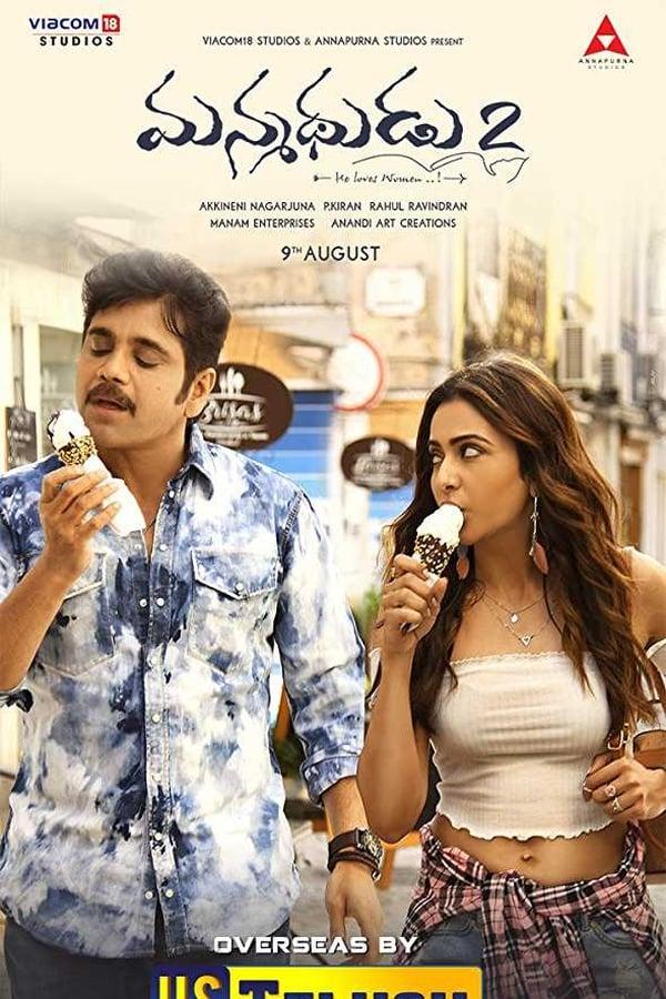 Manmadhan 2 (2020) [Hindi+Tamil+Telegu] Triple Audio | x264 WEB-Rip | 1080p , 720p |Download | Watch Online | GDrive | Direct Links