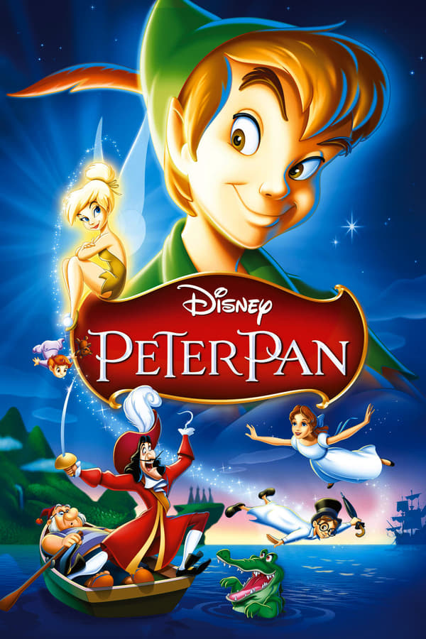 Peter Pan (1953) Full HD 1080p Latino – CMHDD