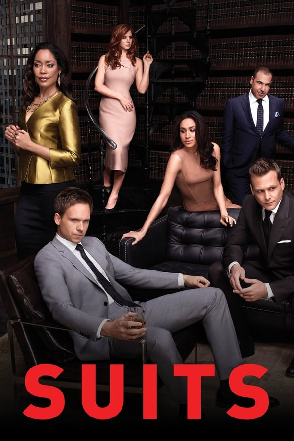 watch serie Suits Season 4 online free