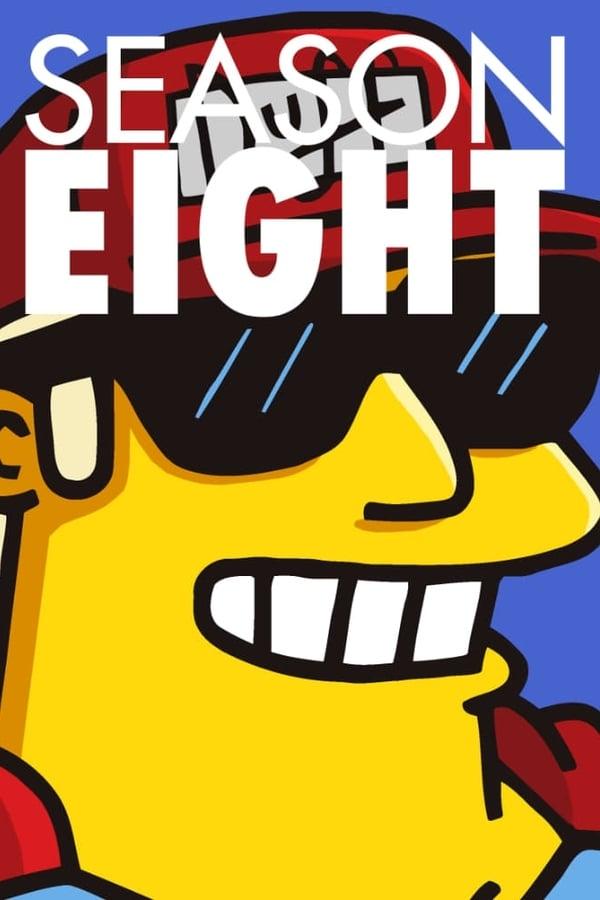 Simpsonai (8 sezonas)