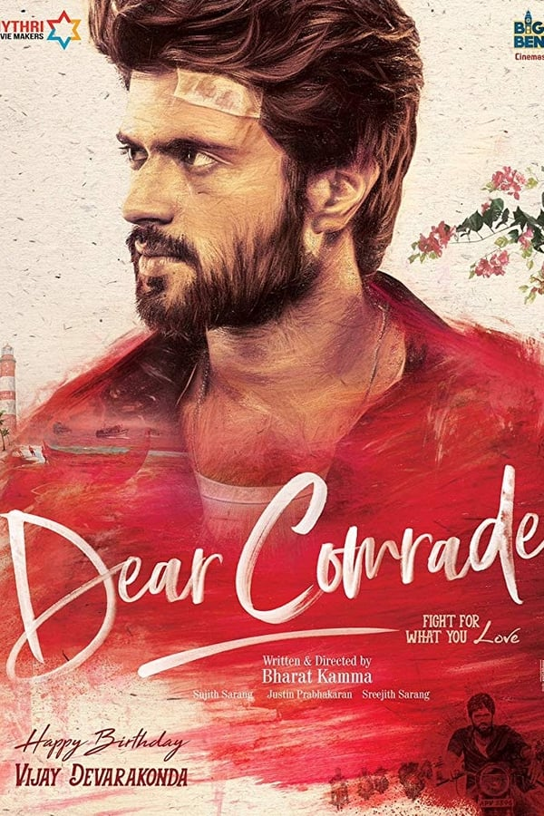 Dear Comrade (2019) Telugu Full Movie 1080p WEB-DL | 720p | 480p | 1.45 GB, 1 GB, 400 MB | Download | Watch Online | Direct Links | GDrive