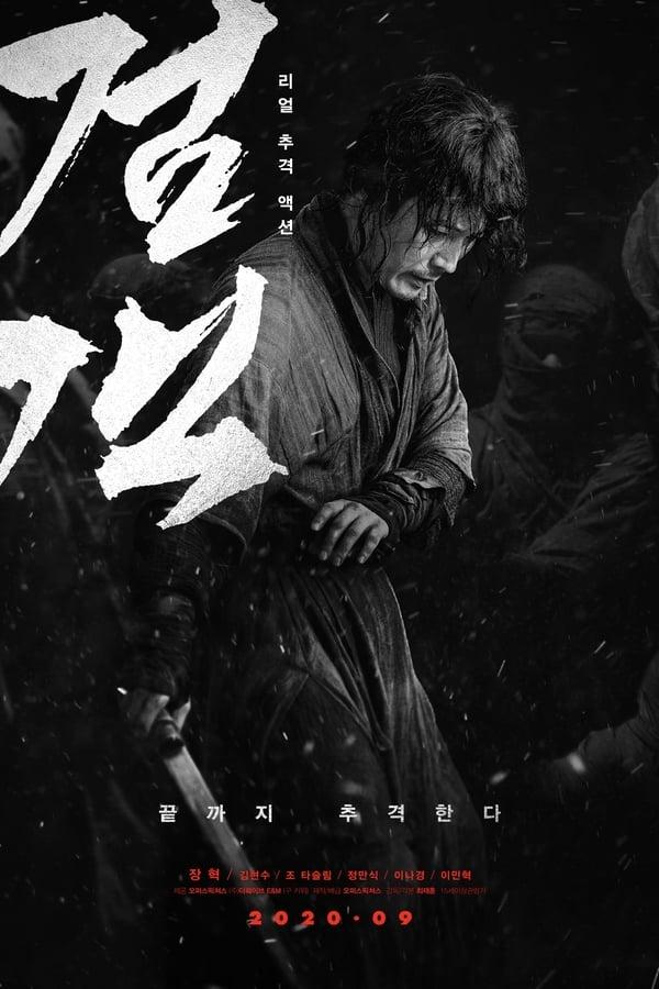 The Swordsman (2020) 720p WEBRip Dual Audio [Unofficial Dubbed] Hindi-Korean x264 AAC