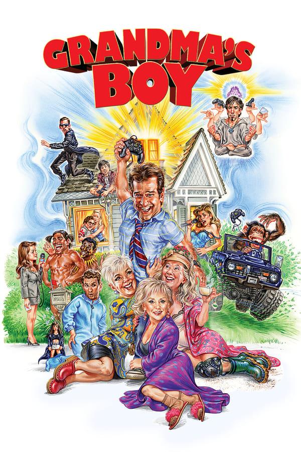 Grandma's Boy (2006)